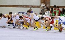 Las licencias del deporte federado se incrementan por quinto año consecutivo en Castilla y León