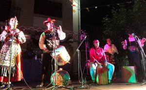 Música y deporte a la espera del pregón inaugural de las fiestas patronales de Linares