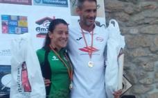 Pablo Rodríguez y Verónica Sánchez vencen en la Carrera Popular Vicente Martín La Zarza-Arribes