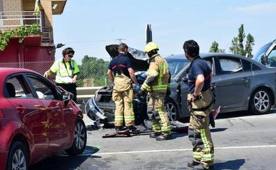 Fin de semana negro en el tráfico con 14 accidentes mortales