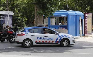 Denunciados por dar positivo en alcoholemia en Palencia