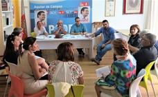 El PSOE exige soluciones sanitarias inmediatas en la zona norte de Palencia