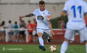 El salmantino Diego Caballo tendrá ficha con la primera plantilla del Deportivo de La Coruña
