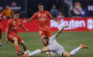 El Real Madrid convoca al salmantino Sergio López para la final de la Supercopa de Europa