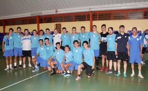 El equipo de División de Honor juvenil y el cadete del FS Salamanca inician la pretemporada
