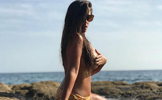 Anabel Pantoja Desnuda Revoluciona Las Redes El Norte De Castilla