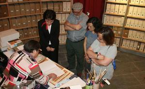 El archivo histórico de Cuéllar reabre sus puertas este jueves