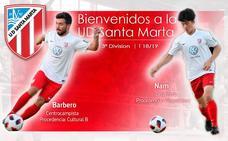 El Santa Marta se refuerza con Barbero y el coreano Nam