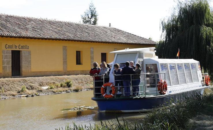 Juan de Homar Dinamiza el turismo en Frómista y alrededores