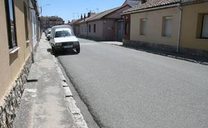 Las obras en las aceras de San Gil empezarán en septiembre