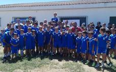 Tomás de Dios visita el campus del FS Salamanca en Ledesma