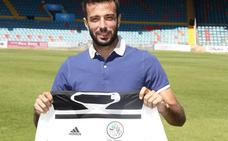 Fer Ruiz: «Fue muy fácil venir a este club porque tiene una apuesta ambiciosa»
