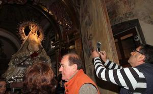 El Santuario de la Fuencisla celebra la fiesta de la Asunción con puertas abiertas