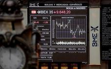 La lira turca rebota pero el Ibex-35 cae hasta los 9.500 puntos