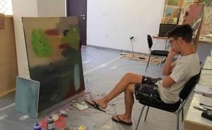 El Curso de Pintores Pensionados regresa de su experiencia en El Paular