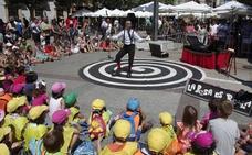 La XXIII edición de Teatro en la Calle vuelve a Soria con varias compañías extranjeras