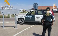 Detenido un joven por robar en una empresa del polígono de Villamuriel