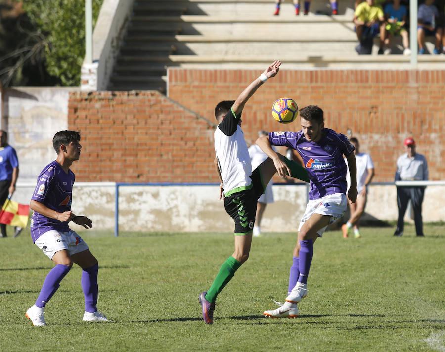 Palencia Cristo 0-1 Racíng de Santander B
