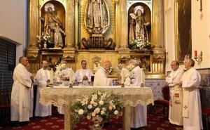 Valladolid conmemora el 450 aniversario del convento que Santa Teresa fundó en la ciudad