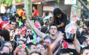 Las peñas celebrarán un segundo desfile en las fiestas de Valladolid