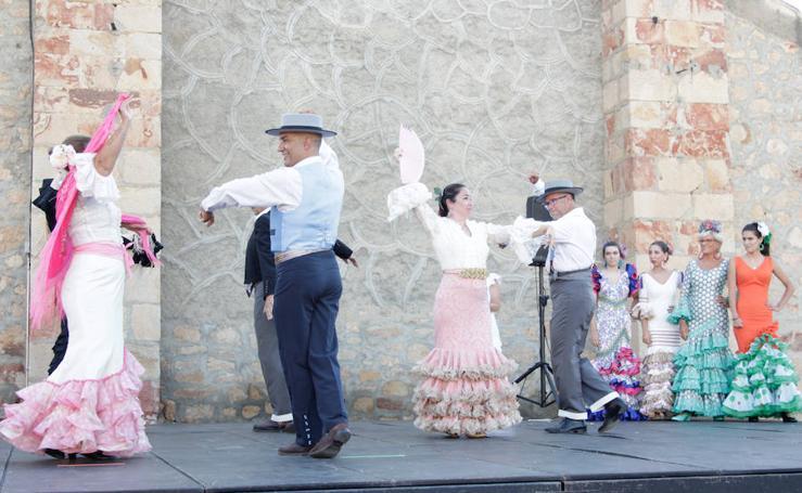 Suelta de vaquillas y espectáculo de flamenco en Carbajosa de la Sagrada
