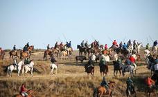 Un máximo de 373 caballistas guiarán el ganado en los encierros de Cuéllar