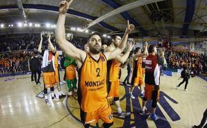 Salamanca albergará en las Fiestas un partido de ACB entre el Fuenlabrada y el Gipuzkoa Basket