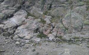 Rescatado un montañero herido en Gredos
