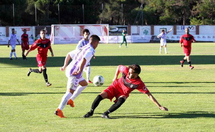 Real Valladolid B - Laguna