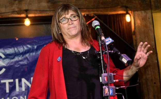 Christine Hallquist./REUTERS