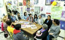 Las mujeres de La Rondilla logran apoyo para mantener su piso de atención a víctimas de maltrato