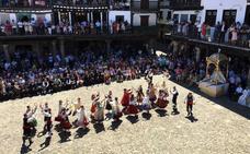 El Diagosto vuelve a llenar la Plaza de tradición, rituales y de público