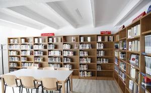 La red municipal de bibliotecas suma más de 1.200 nuevos usuarios durante el primer semestre