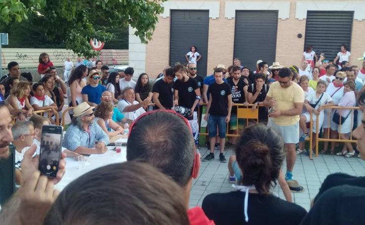 Día de San Roque en Tudela de Duero