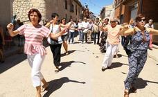 Fiestas de la Asunción y San Roque en Wamba. Jueves