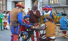 Jornada del viernes de la Feria Renacentista Imperiales y Comuneros de Medina del Campo