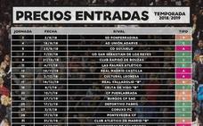 El Salamanca UDS completa el Fondo Sur y fija los precios de las entradas para la temporada