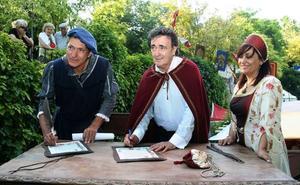 Cuéllar Mudéjar revive la historia medieval de la villa