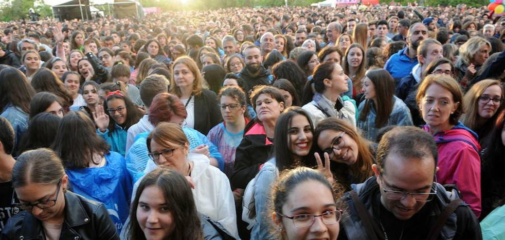 El ciclo Noches del Pisuerga supera hasta la fecha los 33.000 asistentes