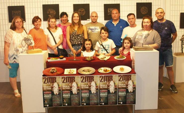 XV Certamen del Pincho Piñonero de Pedrajas