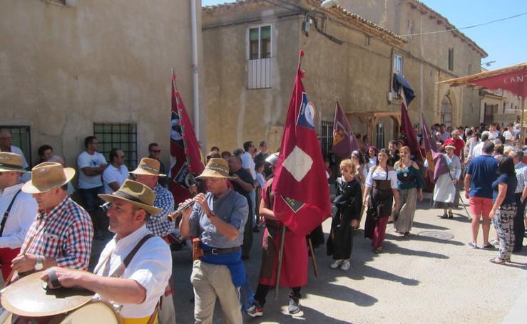Tordehumos celebra el Mercado Artesanal de Tierra de Campos