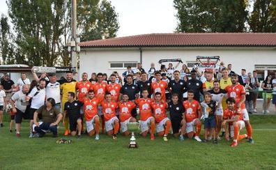 Unionistas llega al debut con buen sabor tras ganar al Atlético Astorga en su último amistoso