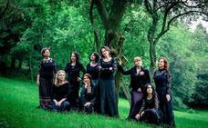 «La música medieval requiere imaginación, improvisación y conocimiento, como una novela»