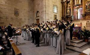 El coro Tomás Luis de Victoria de la UPSA inicia una gira por varias regiones alemanas