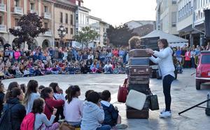 Artistas locales y foráneos triunfan en los escenarios de Aguilar