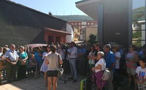 La Junta lleva la ambulancia de Aguilar a Barruelo tras las protestas vecinales