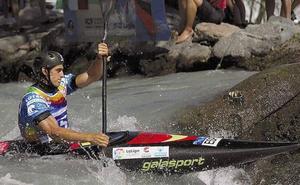 David Llorente se corona como figura del piragüismo mundial