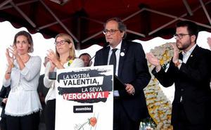 Albiol pide al Gobierno que responda a Torra por anunciar que «atacarán» al Estado