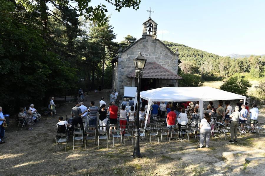 Centenario de la ermita del Carmen en El Espinar (1)