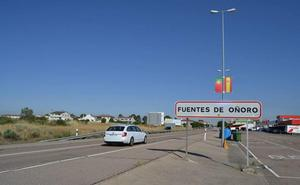 Tráfico no ve ningún punto negro en el tramo de Fuentes de Oñoro